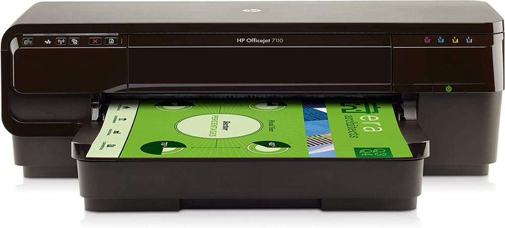 HP OFFICEJET 7110 IMPRESORA De Tinta A3+ Wifi