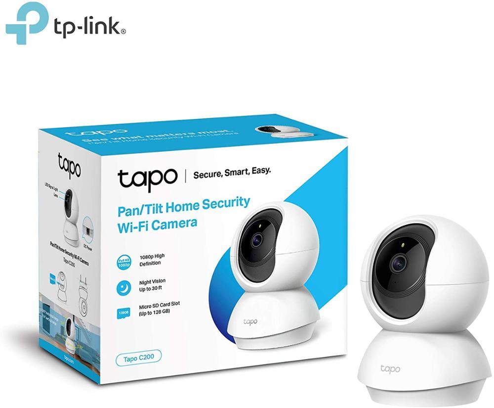 TP-LINK TAPO C200 - CAMARA WIFI ROTATORIA WEBCAM