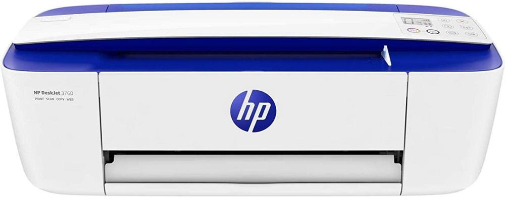 HP DESKJET 3760 IMPRESORA MULTIFUNCION TINTA WIFI