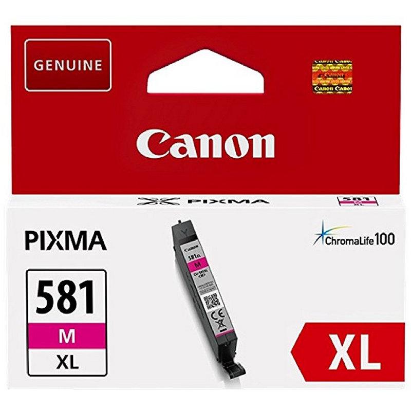 CANON CLI 581 XL CARTUCHO DE TINTA - MAGENTA