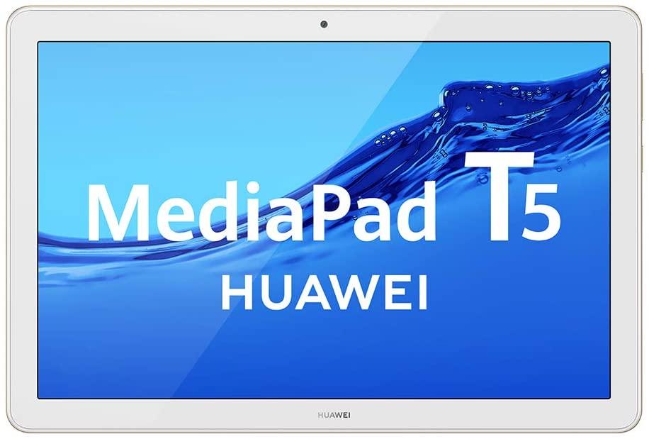"""HUAWEI MEDIAPAD T5 10"""" 32GB IPS - TABLET - ORO BLANCO"""