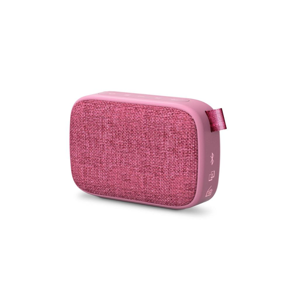 ENERGY SISTEM ALTAVOZ BT FABRIC BOX 1 + POCKET GRAPE