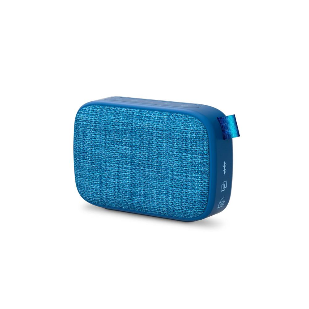 ENERGY SISTEM ALTAVOZ BT FABRIC BOX 1 + POCKET BLUEBERRY