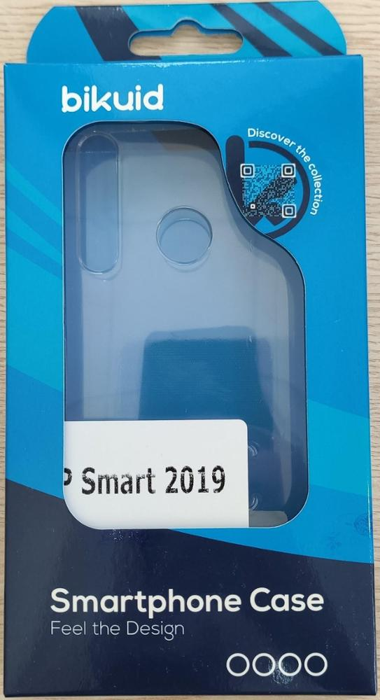 Bikuid Funda Gel Case Transparente Huawei P Smart 2019
