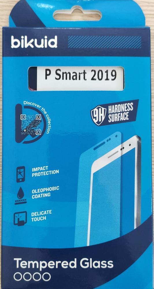 Bikuid Protector pantalla Cristal templado Huawei P Smart 2019
