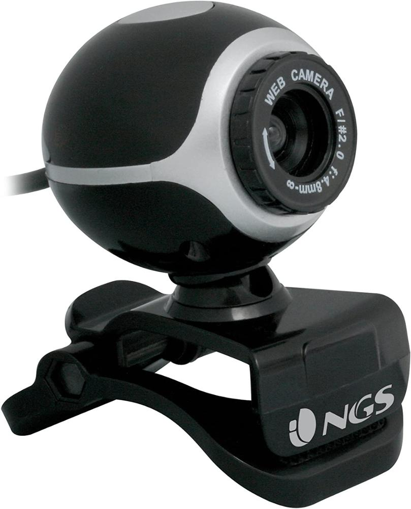 NGS WEBCAM XPRESS CAM 300 5MPX NEGRO