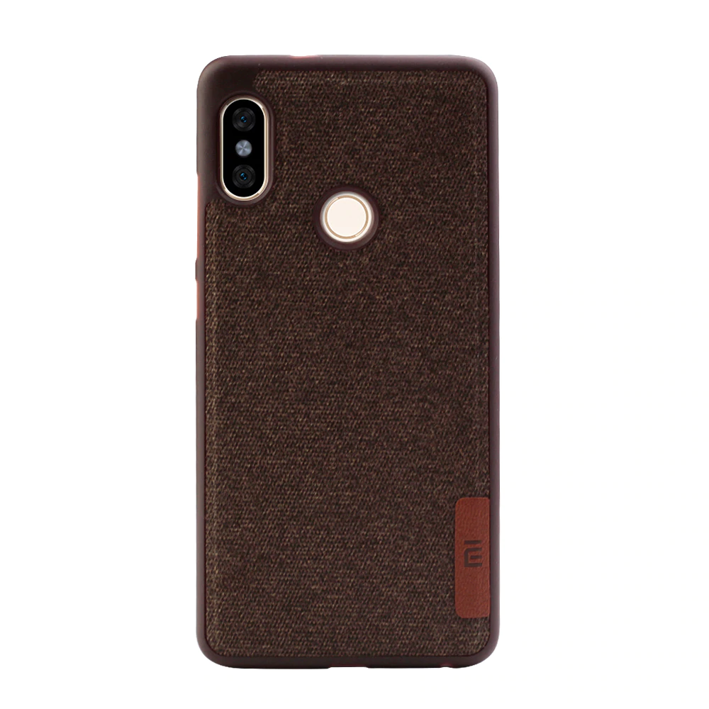 XIAOMI Funda REDMI Note 5 Marrón (Original)
