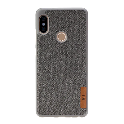 XIAOMI Funda REDMI Note 5 Gris (Original)