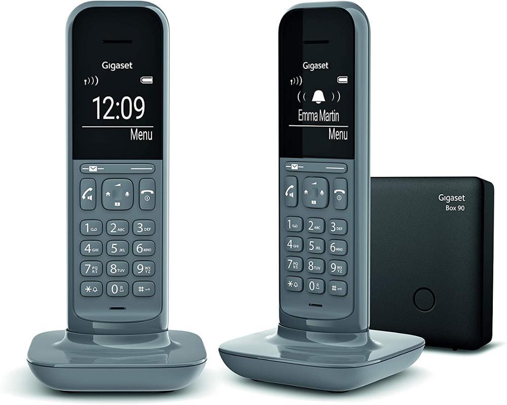 SIEMENS TELEFONO INALAMBRICO GIGASET CL390 DUO