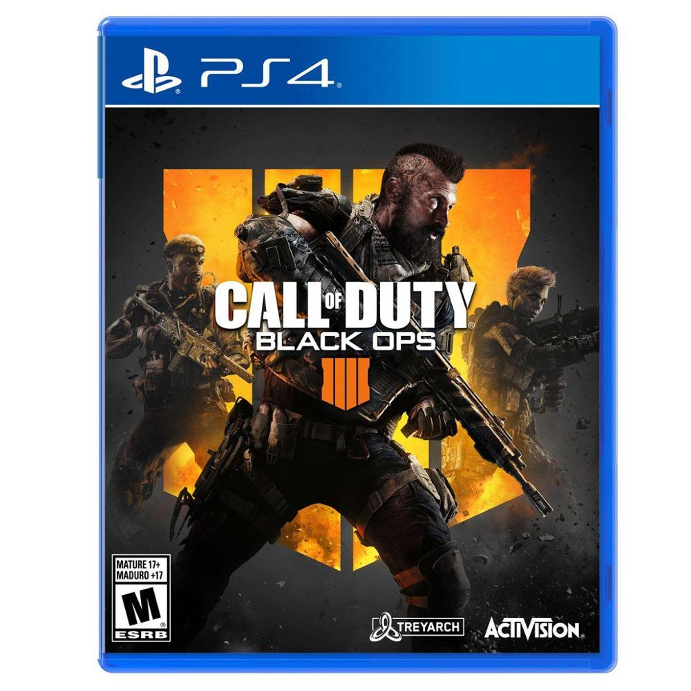 PS4 JUEGO CALL OF DUTY: BLACK OPS 4