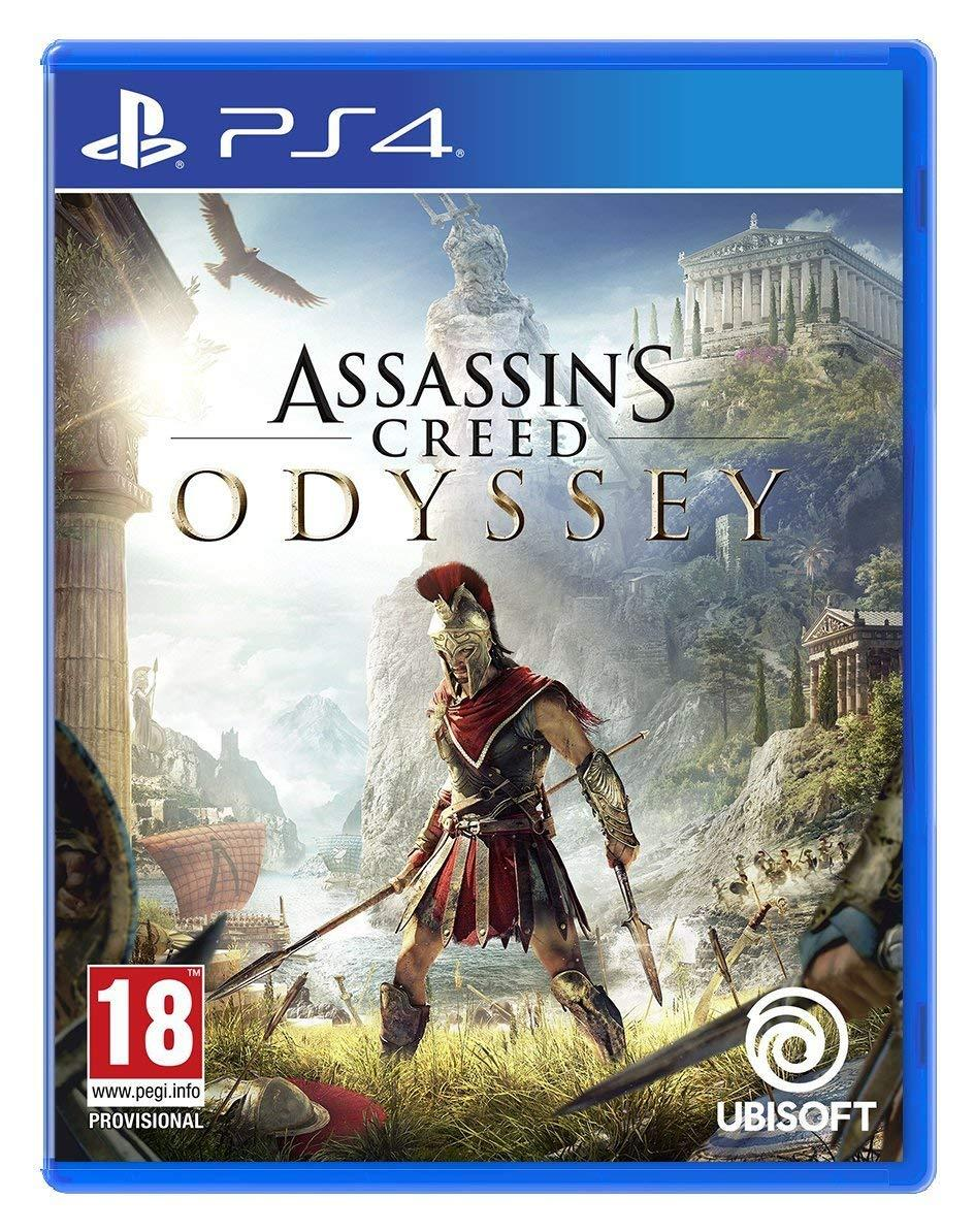 PS4 JUEGO Assassin's Creed: Odyssey