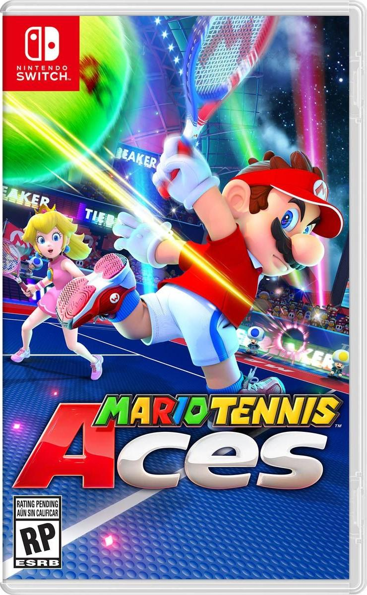NINTENDO JUEGO SWITCH MARIO TENNIS ACES