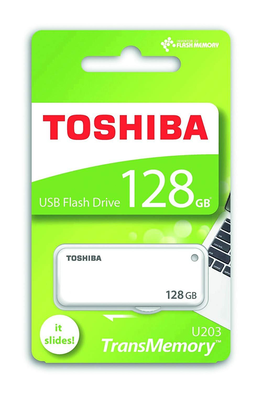 TOSHIBA PENDRIVE 16GB U203