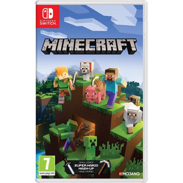 NINTENDO JUEGO SWITCH MINECRAFT SWITCH EDITION