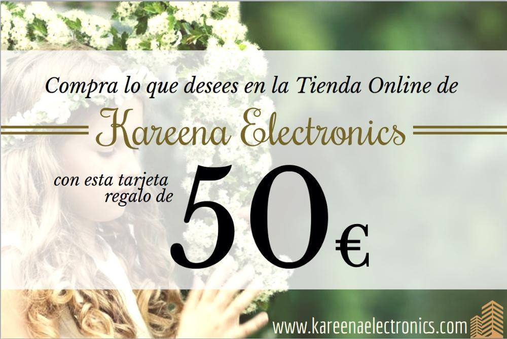 TARJETA REGALO DE 50€ - COMUNIONES