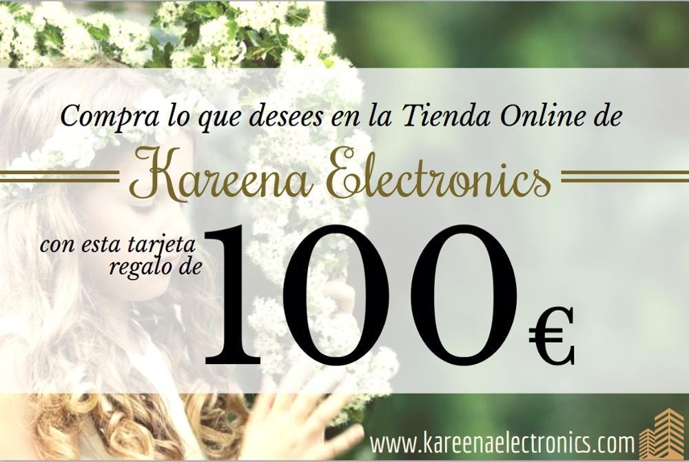 TARJETA REGALO DE 100€ - COMUNIONES