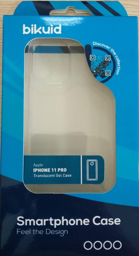 Bikuid Funda Gel Case Apple iPhone 11 PRO