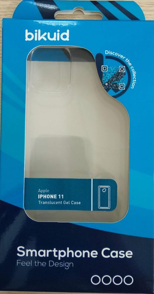 Bikuid Funda Gel Case Apple iPhone 11