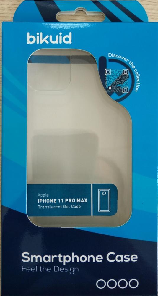 Bikuid Funda Gel Case Apple iPhone 11 PRO MAX