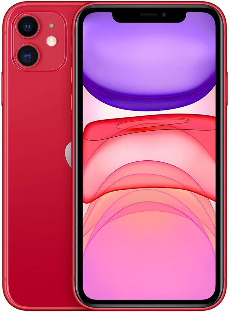 APPLE IPHONE 11 128GB MWM32QL/A - ROJO