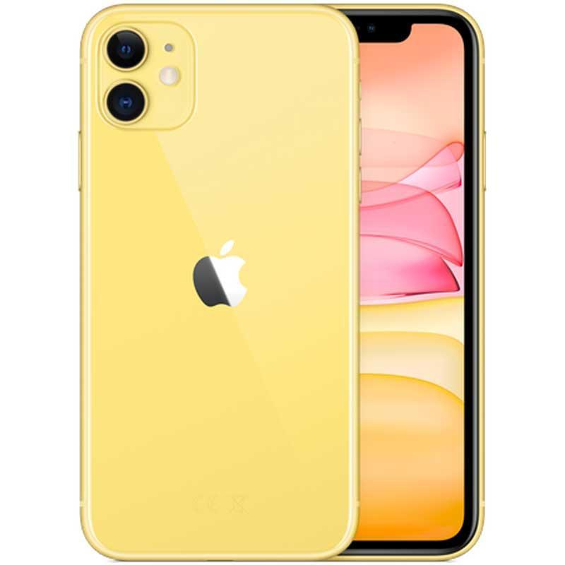 APPLE IPHONE 11 128GB - AMARILLO