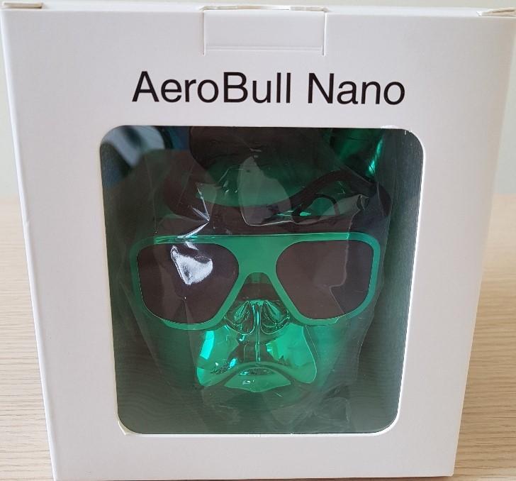 Aerobull Nano Altavoz Portatil para Telefonos y Tablets