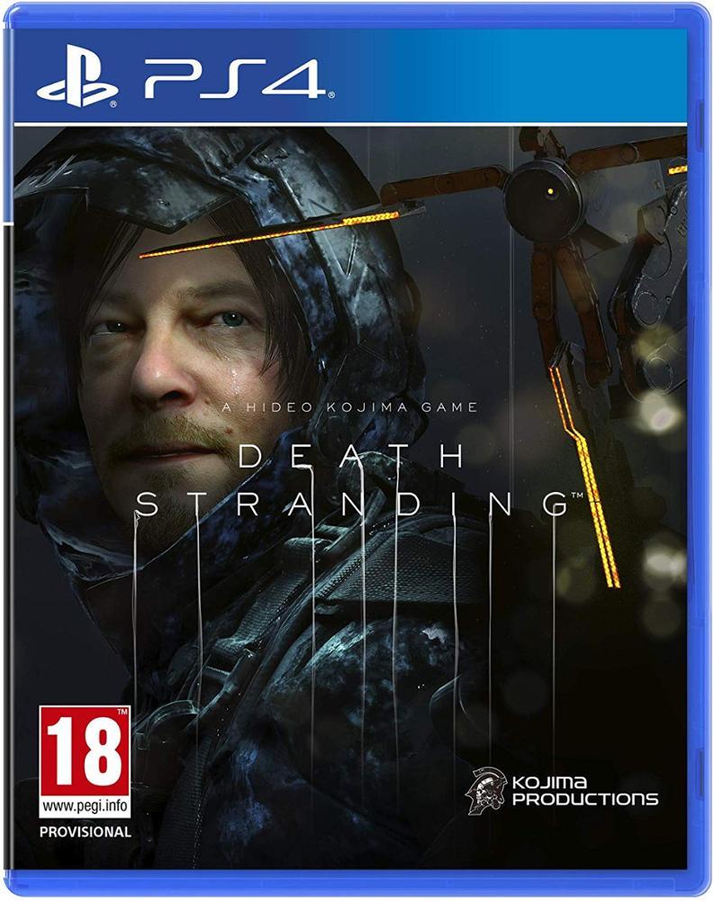 PS4 JUEGO Death Stranding