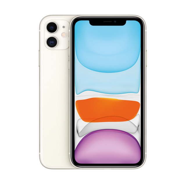 APPLE IPHONE 11 128GB  - BLANCO