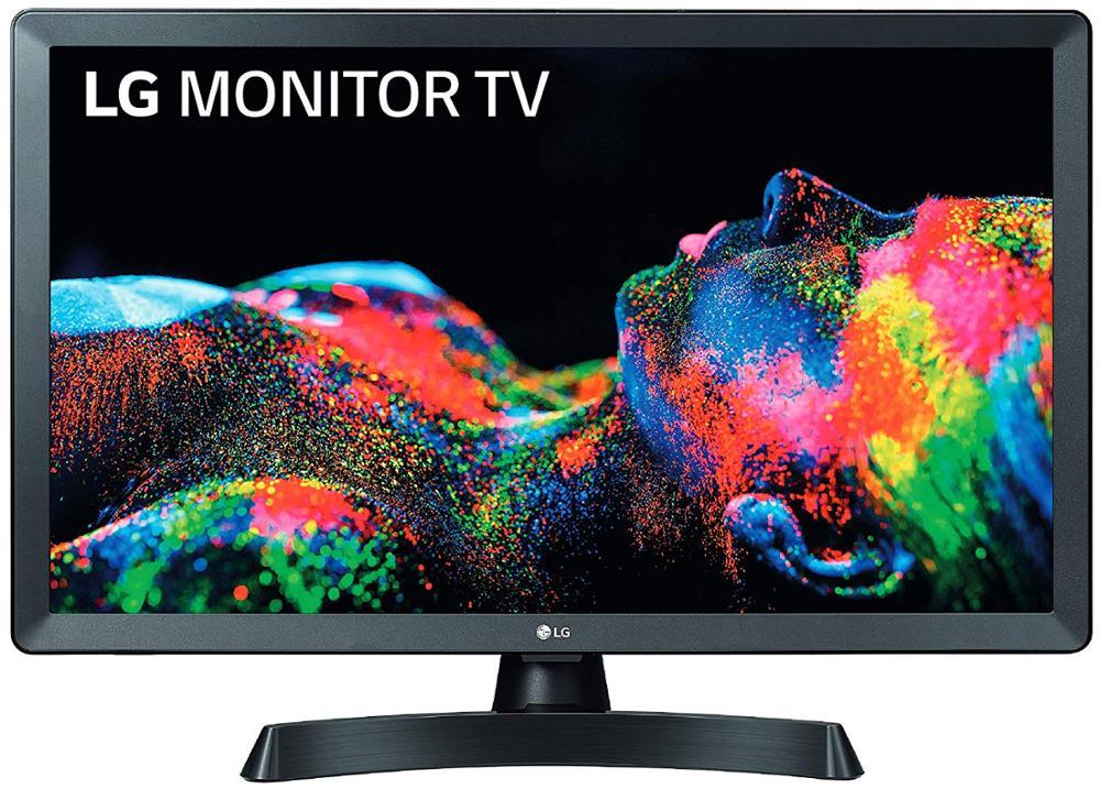 """LG Televisor 24TL510SPZ 24"""" HD SMART TV - NEGRO"""