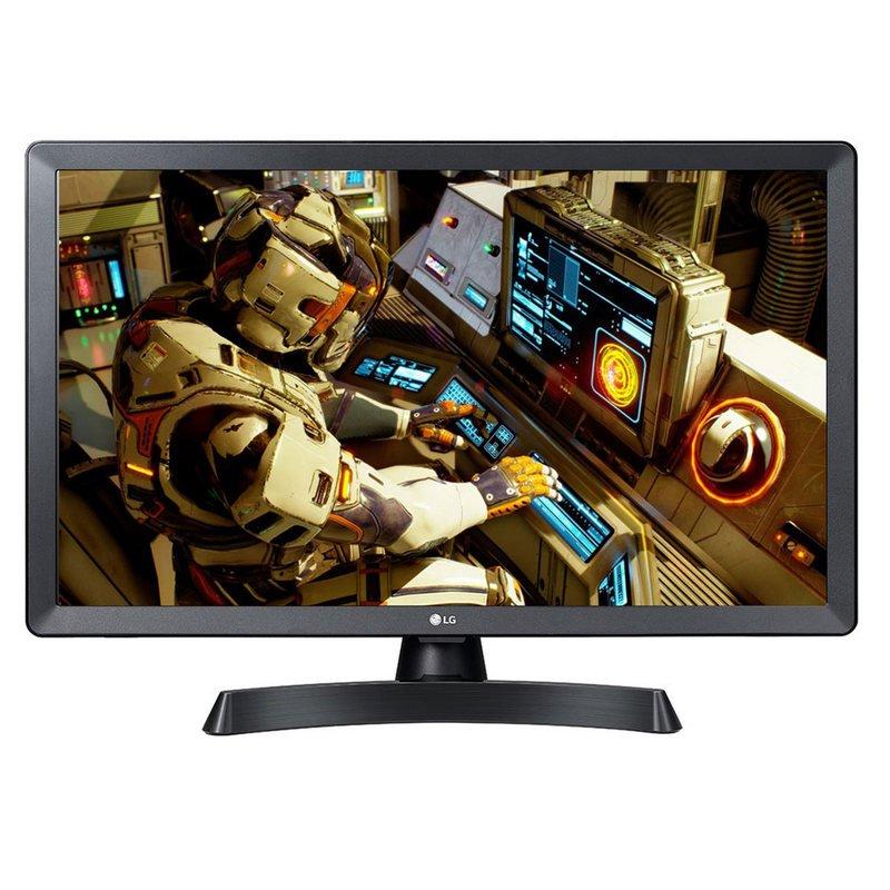 """LG Televisor 28TL510SPZ 28"""" HD SMART TV - NEGRO"""