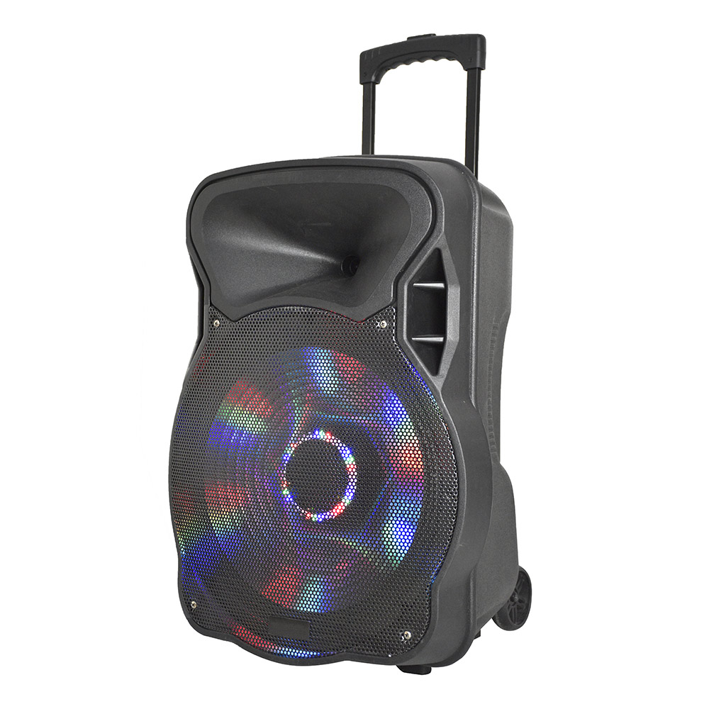 INFINITON K150 ALTAVOZ KARAOKE 150W BLUETOOTH LED