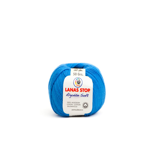 Lanas Stop - Algodón Soft