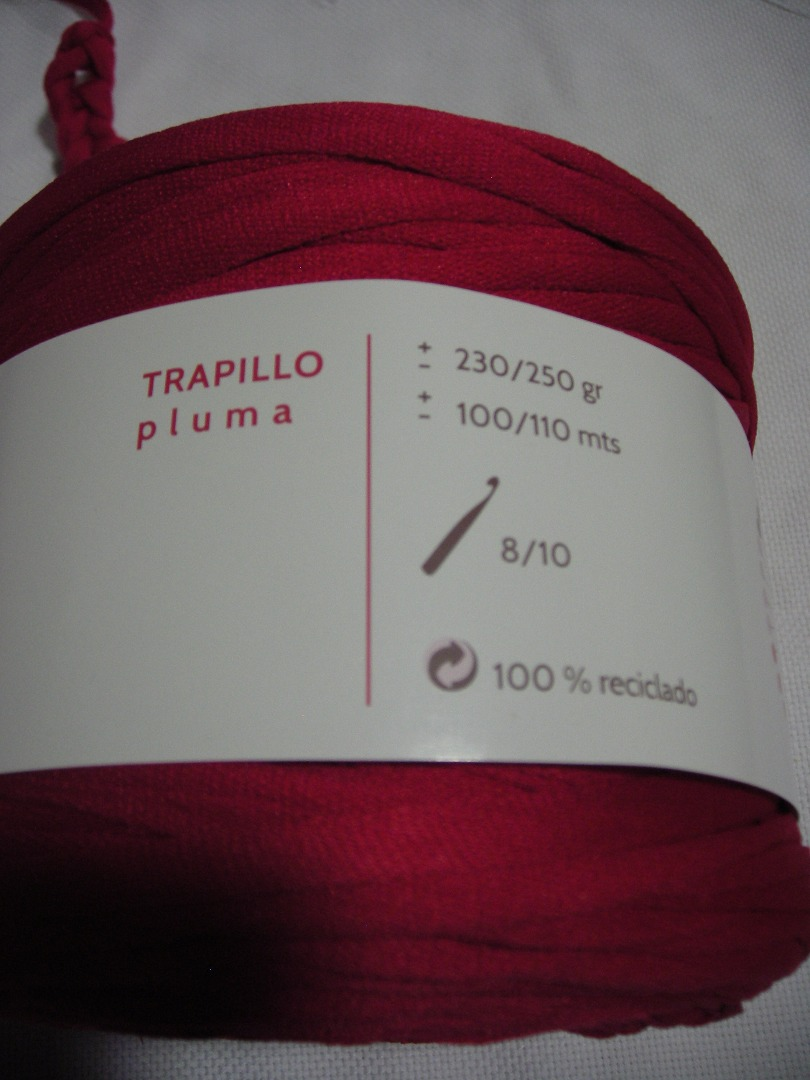 Rosas - Trapillo Pluma