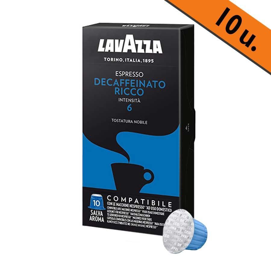 Lavazza Lavazza Espresso Decaffeinato (Compatible Nespresso)