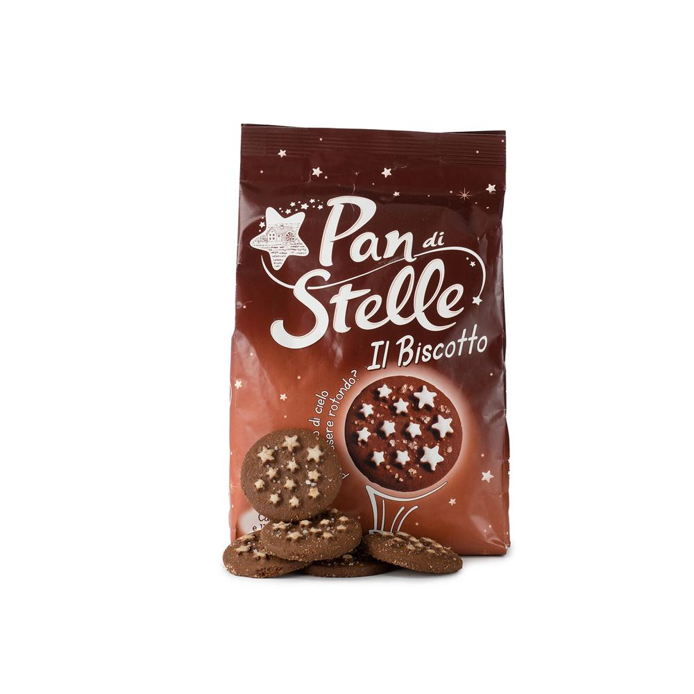 Mulino Bianco galletas Pan di stelle