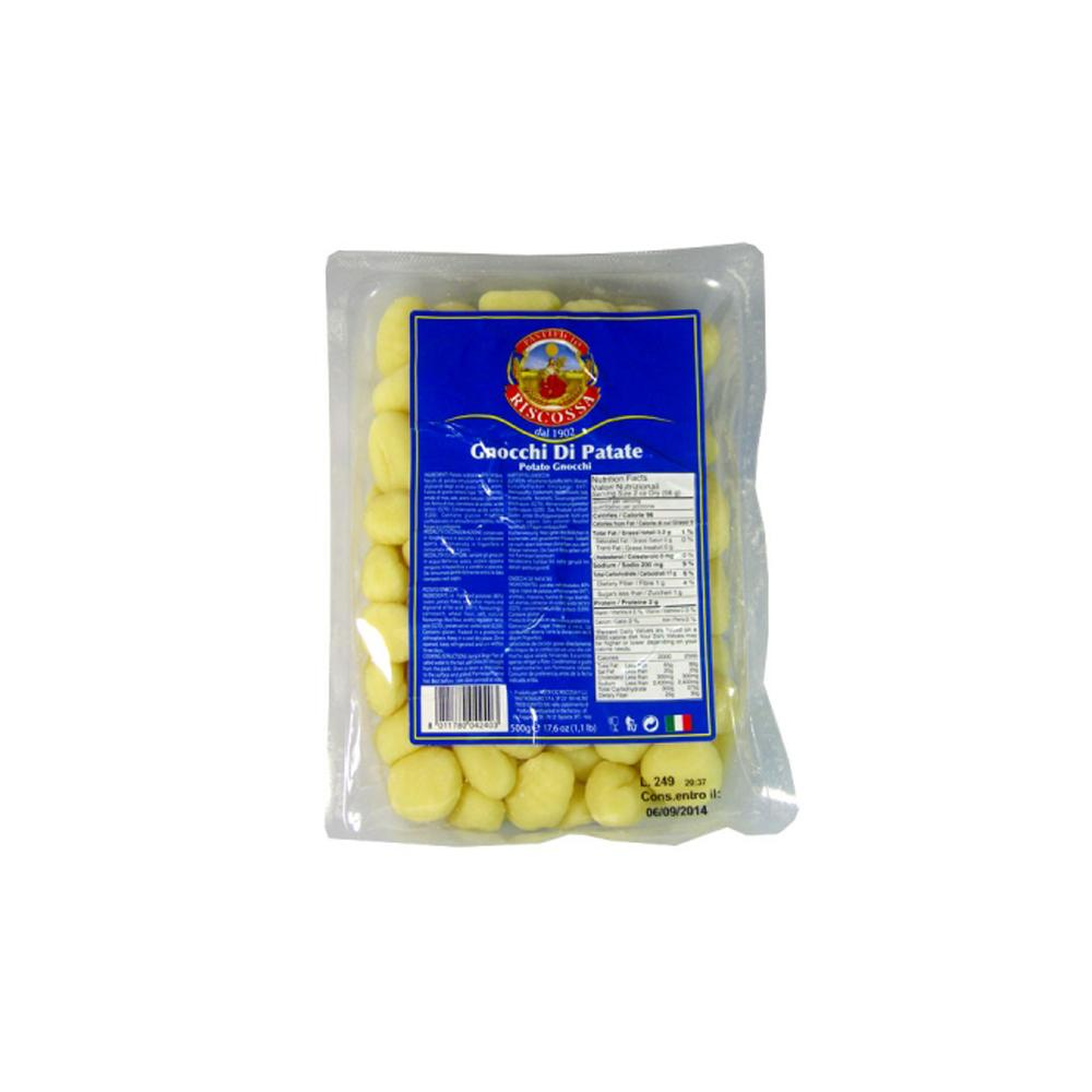Riscossa Ñoquis patata