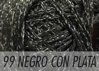FIORENTINO BLACK SILVER