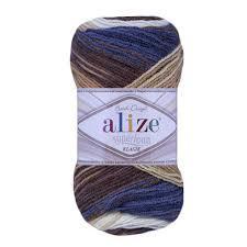 Super Wool Klasik Batik 4263