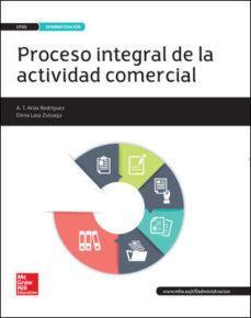 McGRAW HILL PROCESO INTEGRAL DE LA ACTIVIDAD COMERCIAL