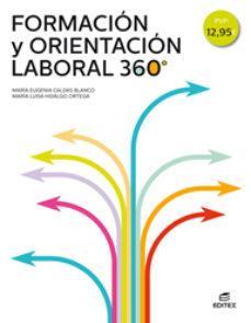 EDITEX FORMACIÓN Y ORIENTACIÓN LABORAL 360º