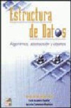 McGRAW HILL ESTRUCTURA DE DATOS ALGORITMOS ABSTRACCIÓN OBJETOS