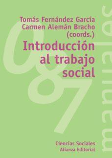 ALIANZA EDITORIAL INTRODUCCIÓN AL TRABAJO SOCIAL