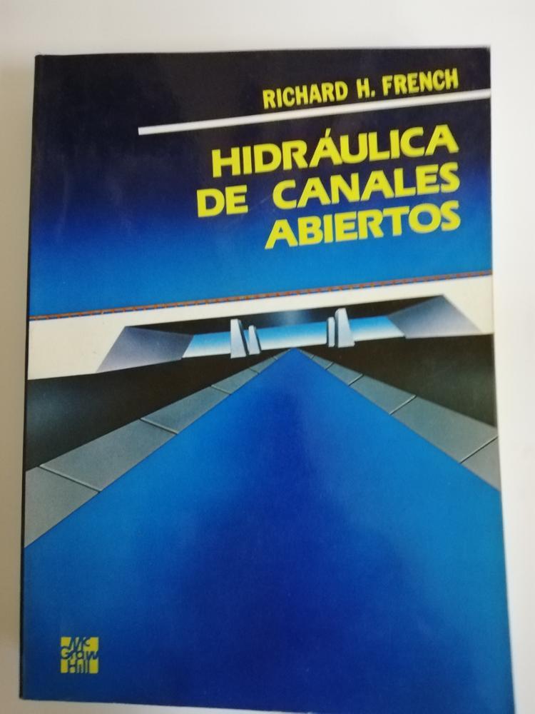 McGRAW HILL HIDRÁULICA DE CANALES ABIERTOS