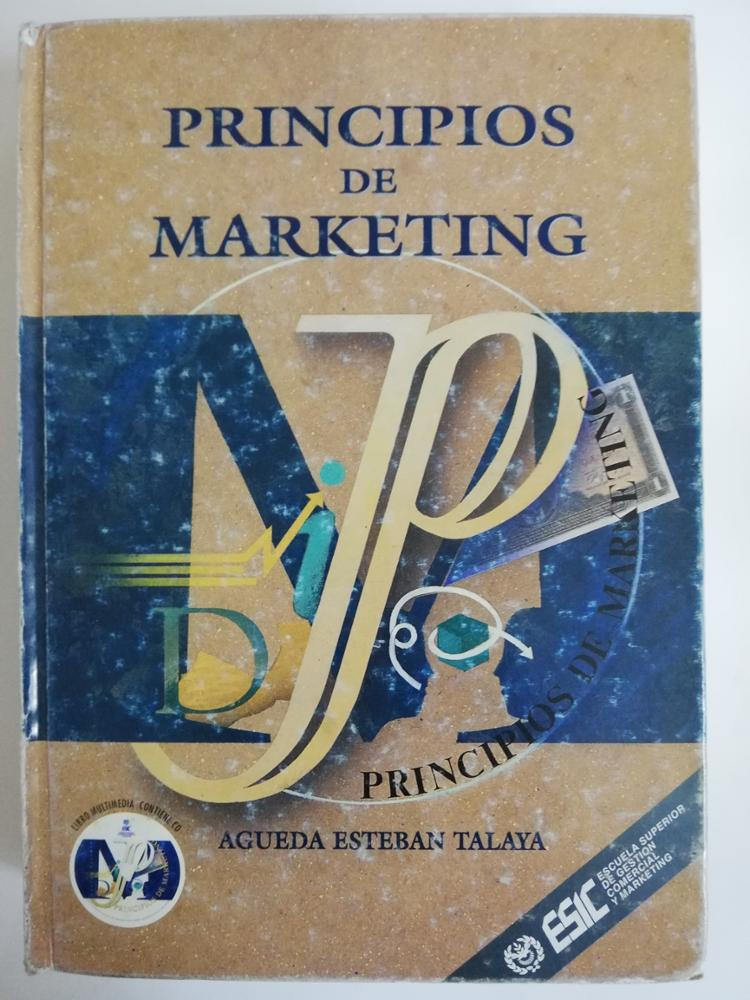 ESIC PRINCIPIOS DE MARKETING