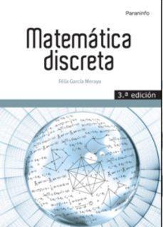 PARANINFO MATEMÁTICA DISCRETA 3ª EDICIÓN