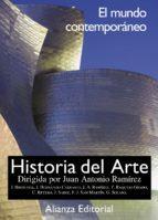 ALIANZA EDITORIAL HISTORIA DEL ARTE 4 EL MUNDO CONTEMPORÁNEO