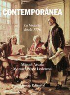 ALIANZA EDITORIAL CONTEMPORÁNEA LA HISTORIA DESDE 1776