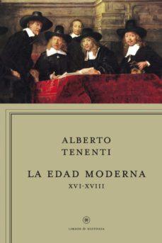 CRÍTICA LA EDAD MODERNA XVI - XVIII