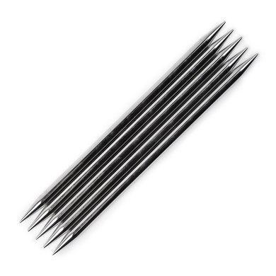 Knit Pro Nova Metal Agujas de Doble Punta 15cm