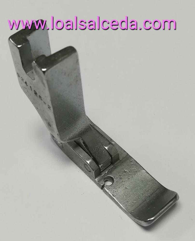 PRENSATELAS REFREY COSER AL BORDE 2 MM REF: 924125-2